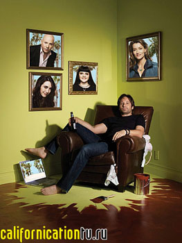 Сериал Блудливая Калифорния / Californication